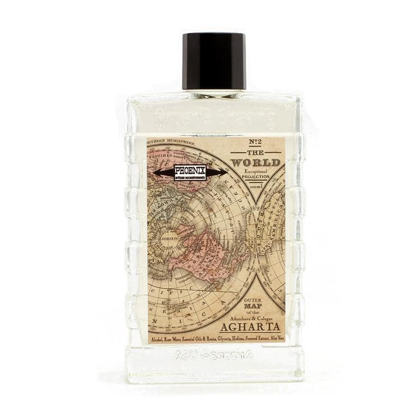 AGHARTA Aftershave/Cologne - Part 3 of the Agharta Trilogy - w/ Hedione