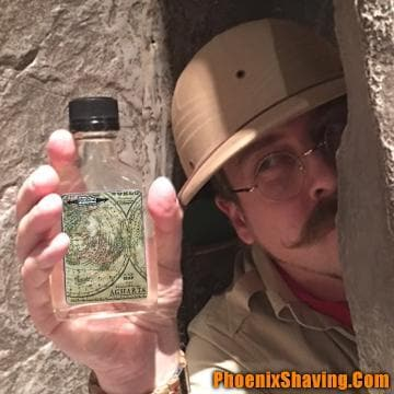 AGHARTA Aftershave/Cologne - Part 3 of the Agharta Trilogy - w/ Hedione - Phoenix Artisan Accoutrements