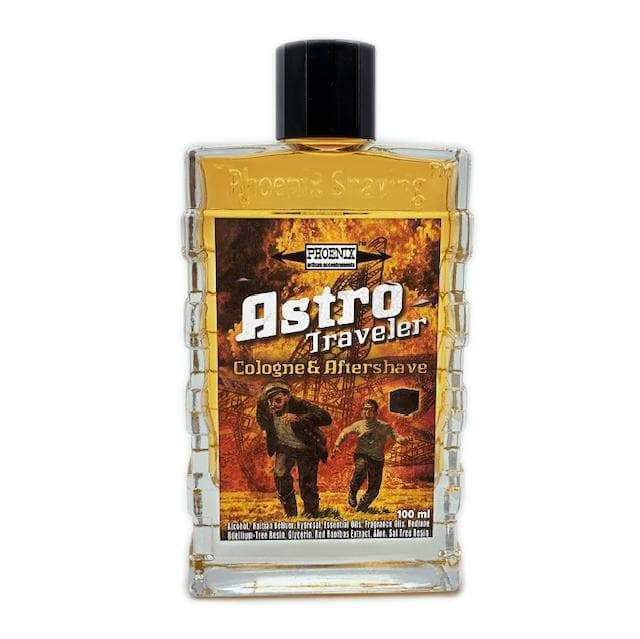 Astro Traveler Aftershave & Cologne - Epic Fall Seasonal Scent - Phoenix Artisan Accoutrements