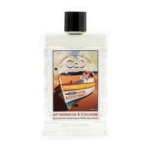 CaD Cologne & Aftershave - with Menthol