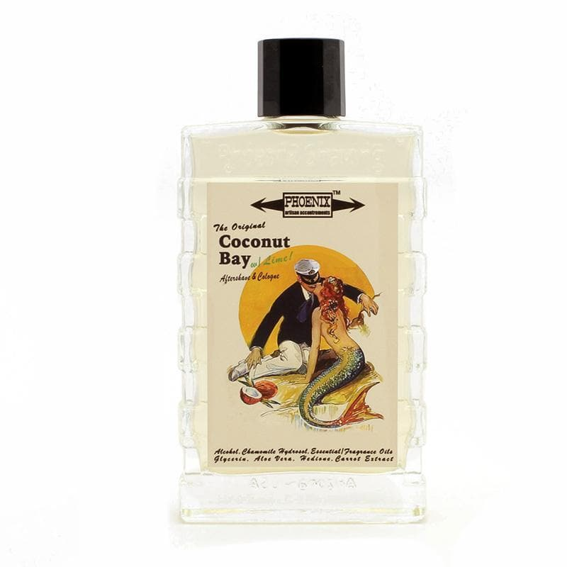 Coconut Bay w/ Lime Aftershave/Cologne - Phoenix Artisan Accoutrements - Phoenix Artisan Accoutrements