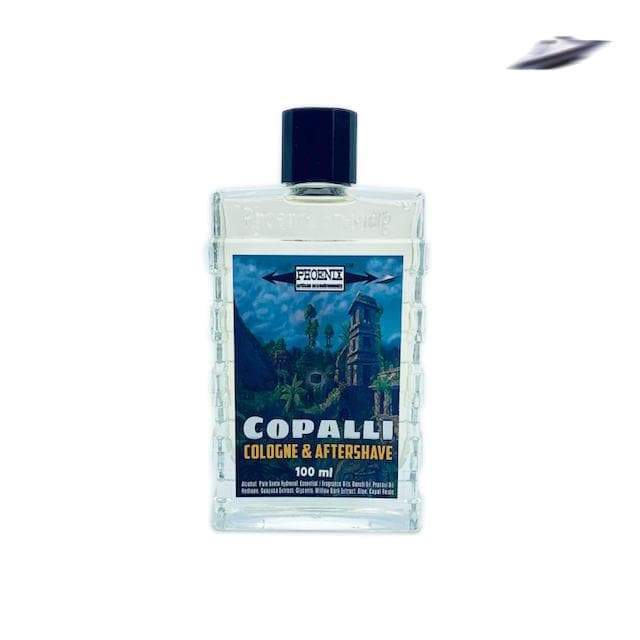 Copalli Artisan Aftershave/Cologne | Resinous, Ambrosial & Balsamic - Phoenix Artisan Accoutrements