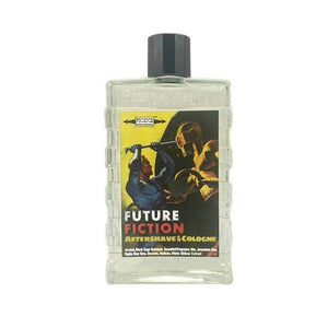 Future Fiction Aftershave & Cologne - A Bright & Fresh Scent for Summer!