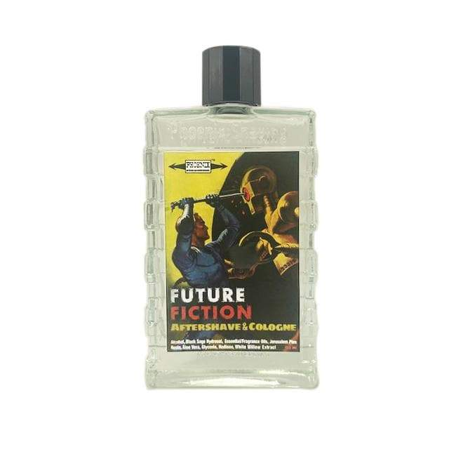 Future Fiction Aftershave & Cologne - A Bright & Fresh Scent for Summer! - Phoenix Artisan Accoutrements