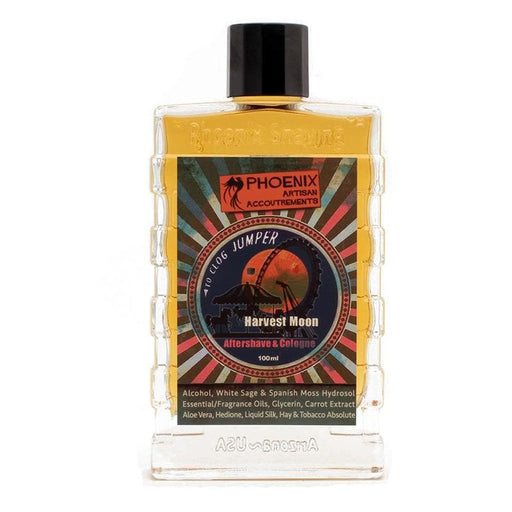 Harvest Moon Aftershave & Cologne - Epic Scent, Epic Part 3 of Trilogy! - Phoenix Artisan Accoutrements