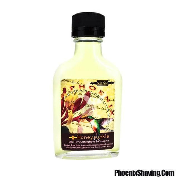Aftershave Cologne - Honeysuckle Aftershave & Cologne - W/ Prickly Pear Oil, Carrot Seed Extract And More!