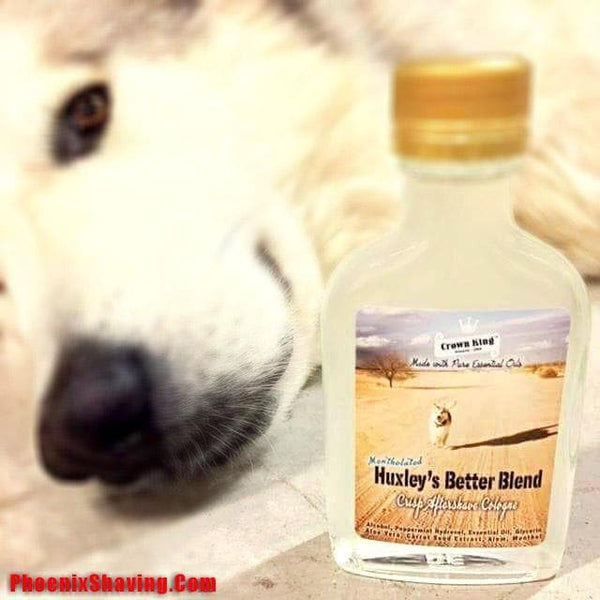 Huxley's Better Blend Crisp Aftershave/Cologne - Spearmint - Mentholated - Phoenix Artisan Accoutrements