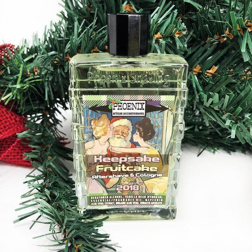 Keepsake Fruitcake 2018 Artisan Aftershave & Cologne - Seasonal Release! - Phoenix Artisan Accoutrements