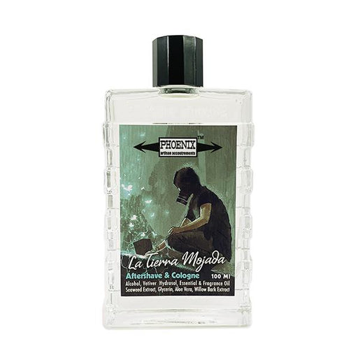 La Tierra Mojada Aftershave/Cologne | A Phoenix Shaving Classic! (Petrichor) - Phoenix Artisan Accoutrements