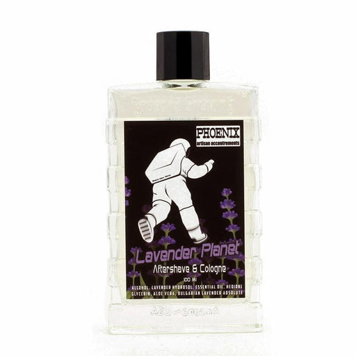 Lavender Planet Long Lasting Aftershave / Cologne - Made with Essential Oils -Herbaceous, Floral with Coumarinic undertones - Phoenix Artisan Accoutrements