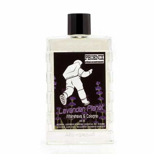 Aftershave Cologne - Lavender Planet Long Lasting Aftershave / Cologne - Made With Essential Oils -Herbaceous, Floral With Coumarinic Undertones