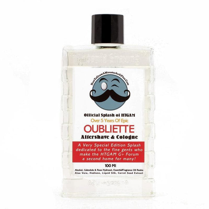 Oubliette Aftershave Splash & Cologne - Special Edition Reboot - Phoenix Artisan Accoutrements