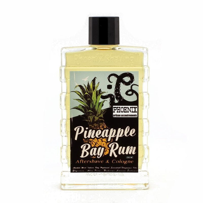 Pineapple Bay Rum Aftershave & Cologne - Zero Clove! - Phoenix Artisan Accoutrements