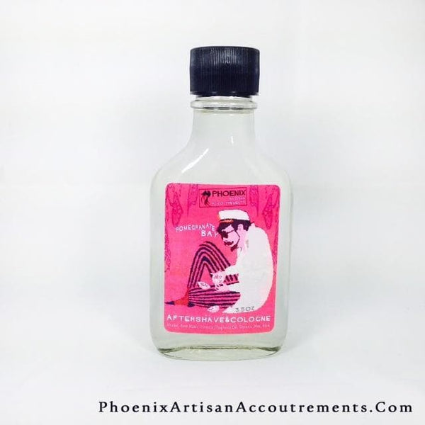 Pomegranate Bay Aftershave & Cologne (w/ Alum & Aloe) - Phoenix Artisan Accoutrements