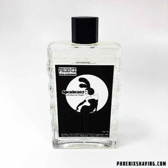 Speakeasy Aftershave & Cologne - A Phoenix Shaving Classic! - Phoenix Artisan Accoutrements