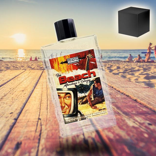The Beach Aftershave & Cologne - A Phoenix Shaving Classic! - Phoenix Artisan Accoutrements