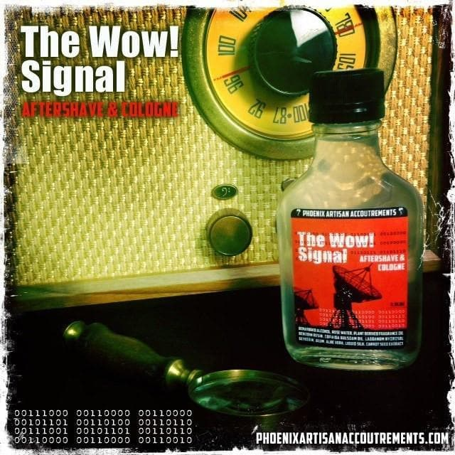 The WOW Signal 2020 Artisan Aftershave/Cologne | Distinct, Bold & Masculine - Phoenix Artisan Accoutrements