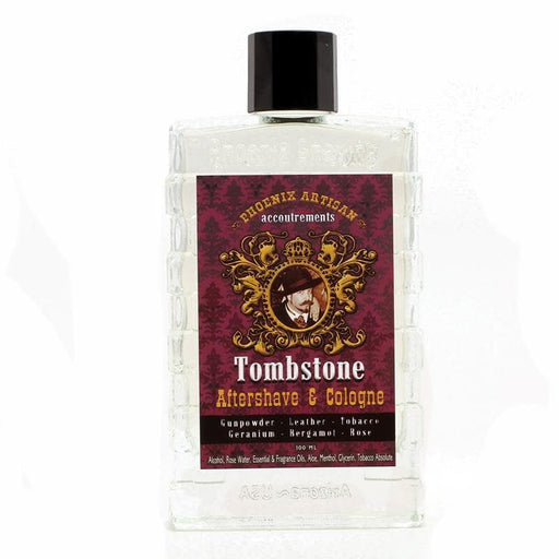 Tombstone Cologne/Aftershave - Contains Menthol - Phoenix Artisan Accoutrements