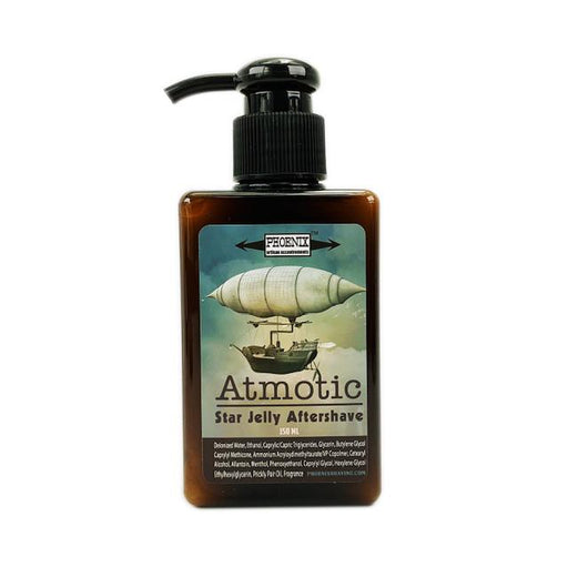 Atmotic Star Jelly Aftershave- Distinct, Superb, Profound - Lightly Mentholated - Phoenix Artisan Accoutrements