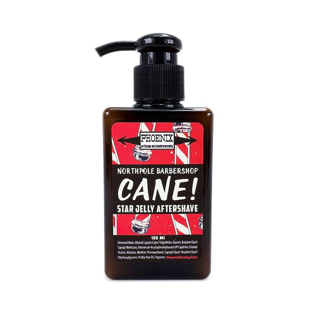 CANE Star Jelly Aftershave | A Whole New Species of Aftershave | Lightly Mentholated | 150 Ml - Phoenix Artisan Accoutrements