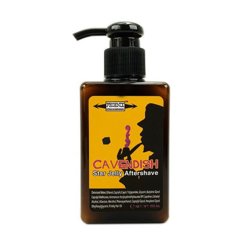 Cavendish Star Jelly Aftershave ~ A Whole New Species of Aftershave - Mentholated - Phoenix Artisan Accoutrements