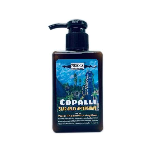 Copalli Star Jelly Aftershave | Lightly Mentholated | Now 5 Ounces! - Phoenix Artisan Accoutrements