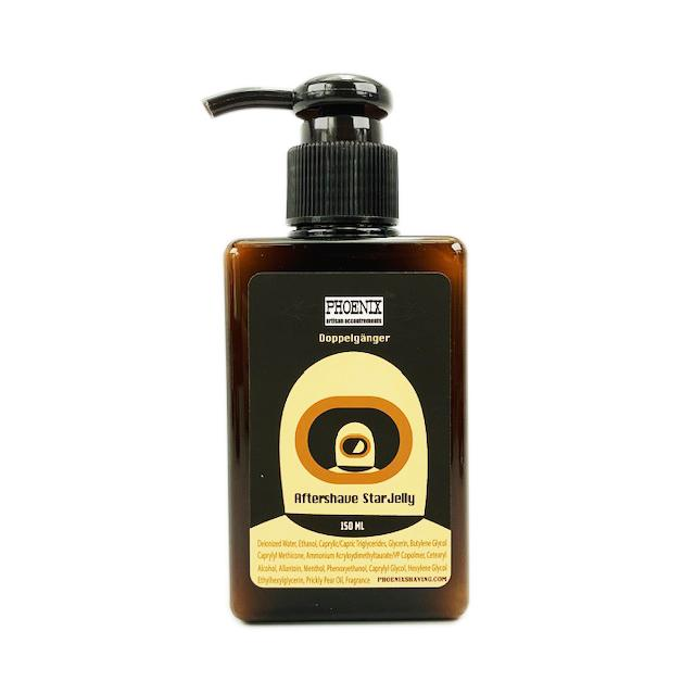 Doppelgänger Black Label Star Jelly Aftershave - Phoenix Artisan Accoutrements