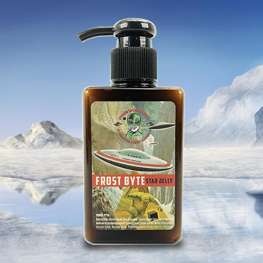 Frost Byte Star Jelly Aftershave | Extra Mentholated! | A Whole New Species of Aftershave! - Phoenix Artisan Accoutrements