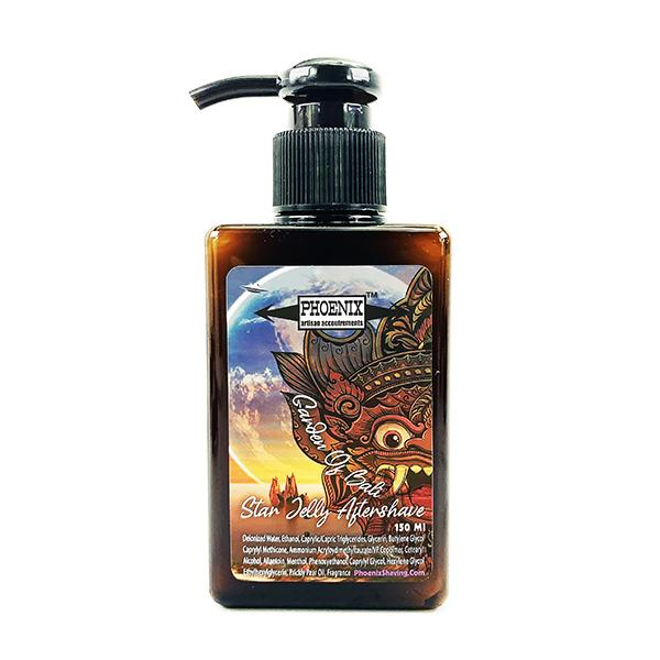 Garden of Bali Star Jelly Aftershave ~ A Whole New Species of Aftershave! - Phoenix Artisan Accoutrements