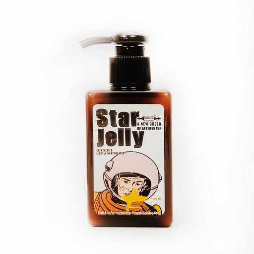 Star Jelly Scentless Aftershave ~ A Whole New Species of Aftershave! ~ - Phoenix Artisan Accoutrements