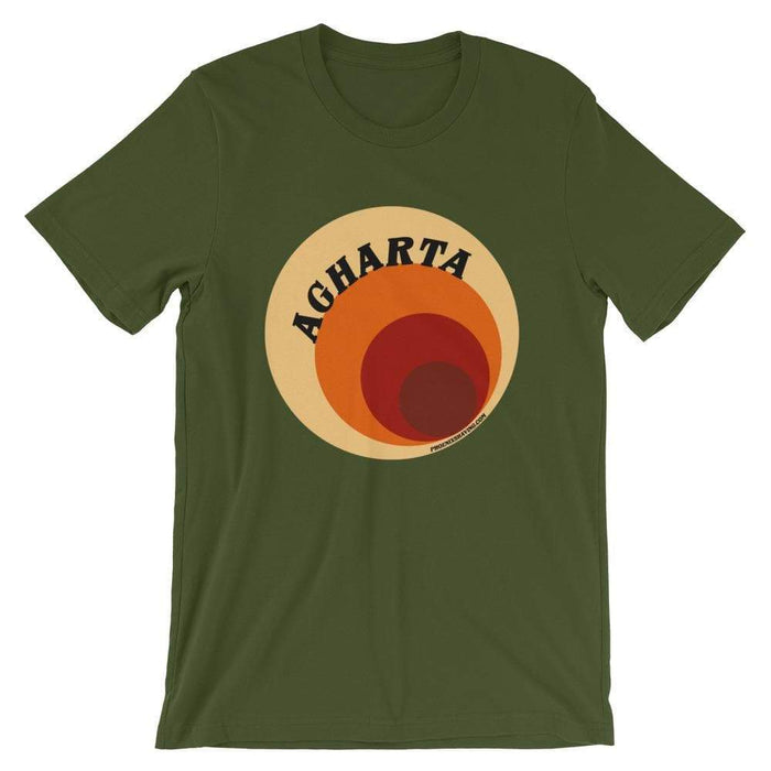 AGHARTA Tunnel Short-Sleeve Unisex T-Shirt - Phoenix Artisan Accoutrements
