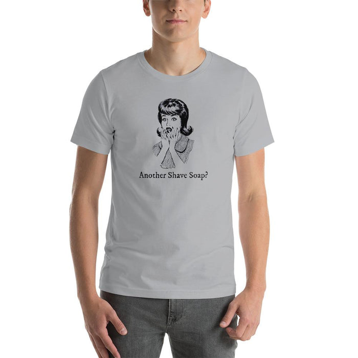 Another Shave Soap? Short-Sleeve Unisex T-Shirt - Phoenix Artisan Accoutrements