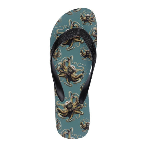 Atomic Age Bay Collection Flip Flops - Phoenix Artisan Accoutrements
