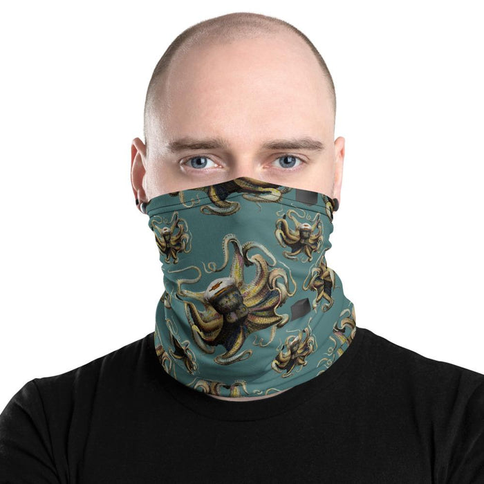 Atomic Age Bay Rum 2 Neck Gaiter Face Mask - Phoenix Artisan Accoutrements