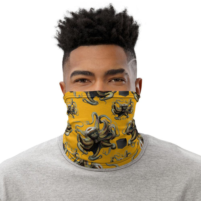 Atomic Age Bay Rum Neck Gaiter Face Mask - Phoenix Artisan Accoutrements
