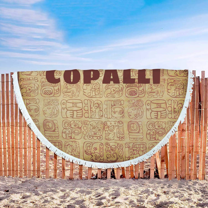 Copalli 360 Beach Towel | EPIC 5 ft x 5 ft! - Phoenix Artisan Accoutrements