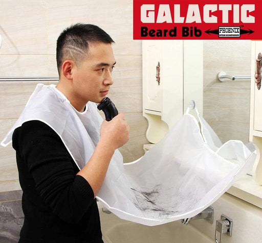 Galactic Beard Bib - Keeps You & Your Sink Clean! - Phoenix Artisan Accoutrements
