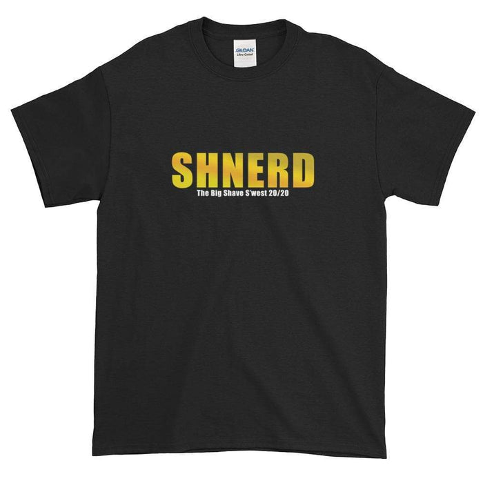 "Big Shave S'west 20/20 ""Shnerd"" Short Sleeve T-Shirt - Phoenix Artisan Accoutrements"