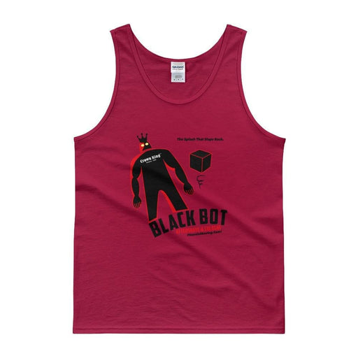 Black Bot Tank top - Phoenix Artisan Accoutrements