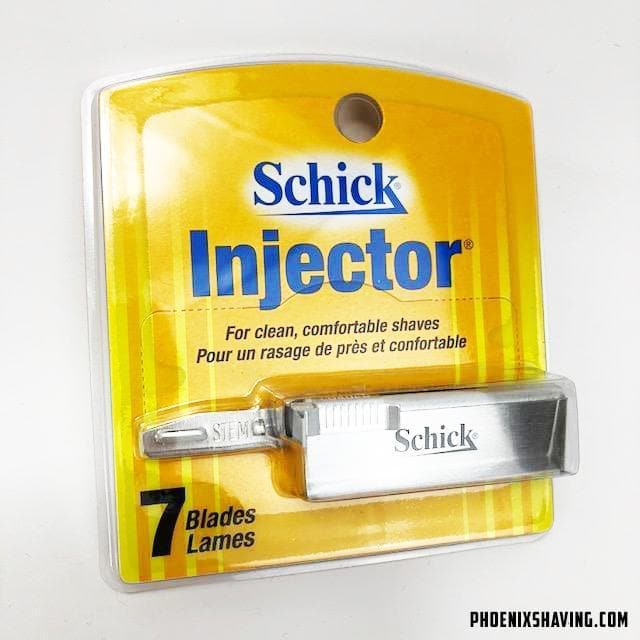 Schick Single Edge Injector Blades w/ Key - 7 Blades - Phoenix Artisan Accoutrements