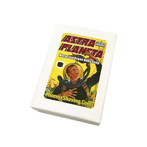 Astra Planeta Moroccan Argan Oil Body Soap | Alluring, Masculine, Intoxicating - Phoenix Artisan Accoutrements