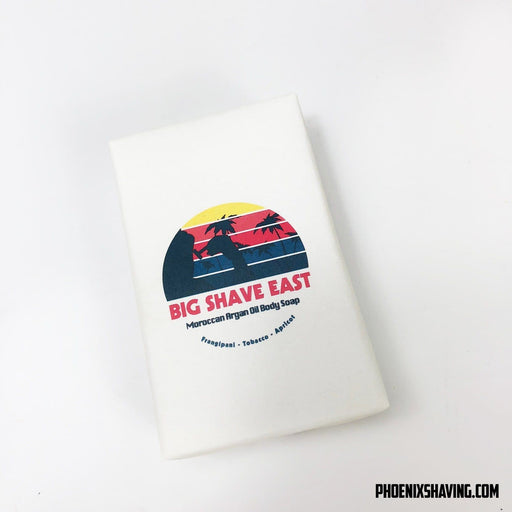 Big Shave East Argan Oil Body Soap ~ The Scent of Summer - Phoenix Artisan Accoutrements