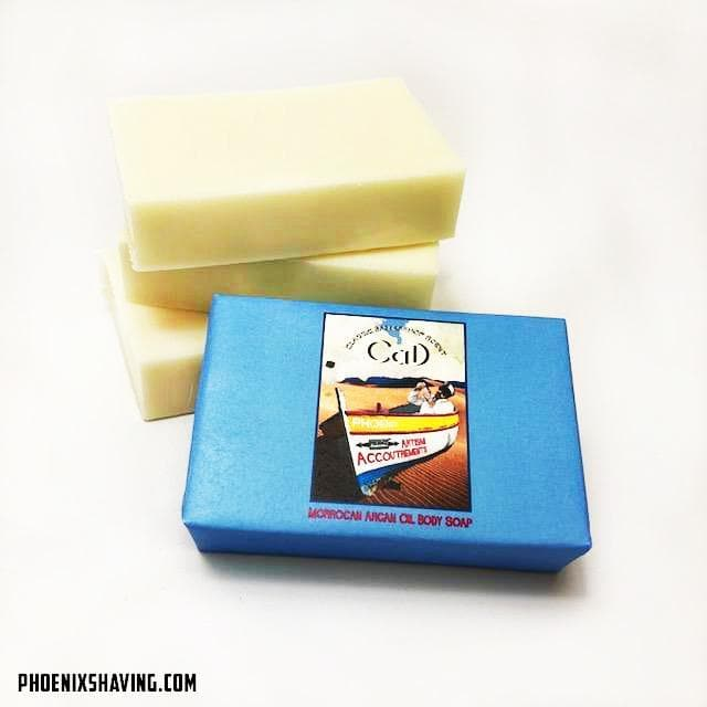 CaD Argan Oil Body Soap ~ A Phoenix Shaving Classic! - Phoenix Artisan Accoutrements