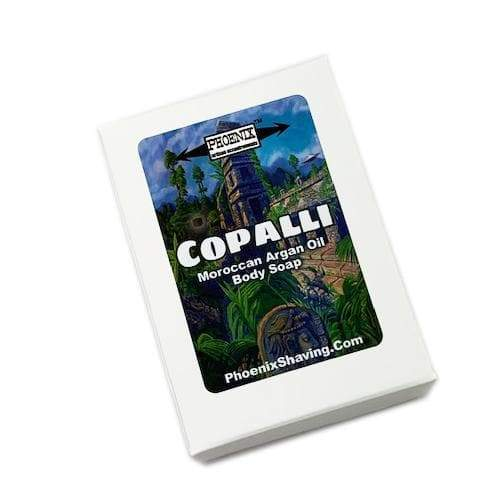 Copalli Moroccan Argan Oil Body Soap - Resinous, Ambrosial & Balsamic - Phoenix Artisan Accoutrements