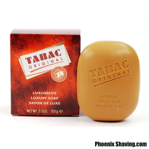 Tabac Luxury Bath Soap - 150g, 5.3oz - Phoenix Artisan Accoutrements