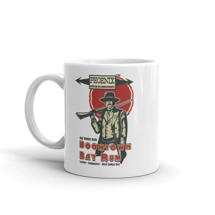 "Boomtown Bay Rum ""The Good"" Mug 
