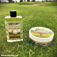 Clubguy Artisan Shaving Soap & Aftershave & Cologne - Bundle Deal! Tribute to the king of aftershaves!