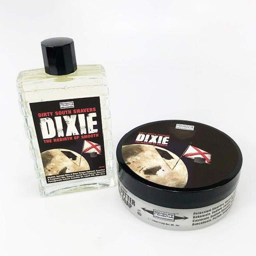 DIXIE Artisan Shave Soap & Aftershave Bundle Deal - The Re-Release of Southern Smooth! - Phoenix Artisan Accoutrements