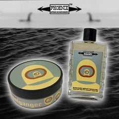 Doppelgänger Grey Label Artisan Shave Soap & Aftershave Cologne - Homage to Aventus | CK-6 Formula 5 Oz