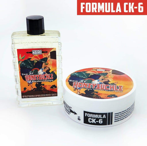 Son Of Honeysuckle Artisan Shave Soap & Aftershave | Japanese Honeysuckle | Bundle Deal - Phoenix Artisan Accoutrements